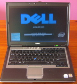 DELL LATITUDE D630 2.2 Ghz
